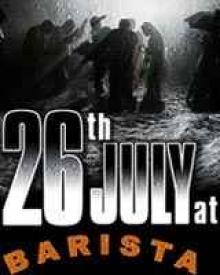 26th July At Barista