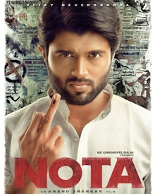 NOTA (2018) | NOTA Movie | NOTA Tamil Movie Cast & Crew, Release