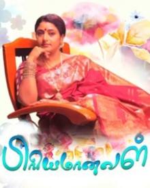 Priyamanaval Tamil Serial: Today Episode, Cast & Crew, Videos, Promo