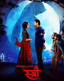 Stree (2018) Hindi HDRip 700MB MKV