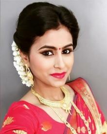 Rithika (TV Serial Actress)