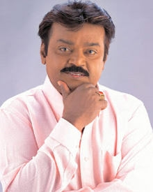 vijayakanth tamil actor