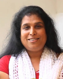 ரேவதி எஸ் வர்மா