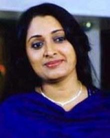 ഊര്മ്മിള ഉണ്ണി