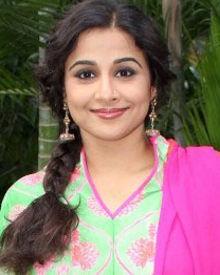 വിദ്യാ ബാലൻ