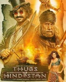 ठग्स ऑफ हिंदुस्तान का नया पोस्टर रिलीज, एकदम शानदार