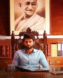 நோட்டா : டம்மி சிஎம், ரௌடி அரசியல்