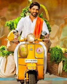 Allu Arjun's DJ - Duvvada Jagannadham First Look Posters