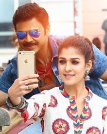 Babu Bangaram Movie Latest Photos
