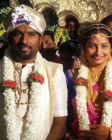 Director Simple Suni Marriage - Photos!