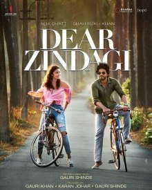 Exclusive: Dear Zindagi First Look Poster