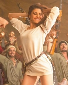 Hot Avatars Of Jacqueline From Dishoom