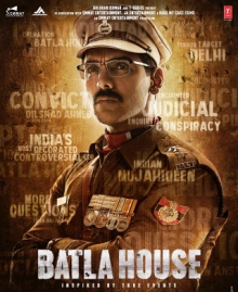 John Abraham Looks Intense In The First Look Poster Of Batla House