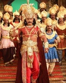 Kurukshetra Movie Latest Pics
