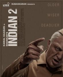 Older, Wiser And Deadlier #Indian2