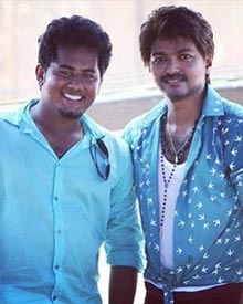 Photos From Vijay's 60th Movie Shoot