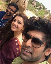 Rana's NRNM Shoot Has Been Wrapped Up