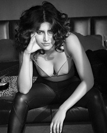 Shruti Haasan's Red Hot Photos