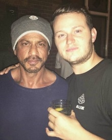 SRK At 'The Ring' Amsterdam Schedule Wrap Up Party.