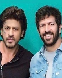 SRK On The Sets Of Tubelight With Director Kabir Khan
