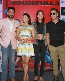 Team Housefull 3 On A Promotional Spree