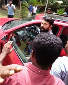 The Great Father Latest Location Stills