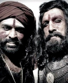 Vijay Sethupathi And Sudeep In Sye Raa Narasimha Reddy