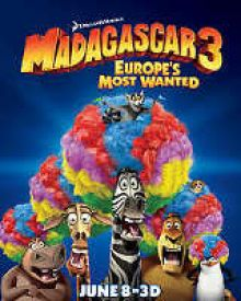 Madagascar 3 Europes Most Wanted