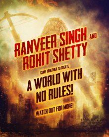 Ranveer Singh - Rohit Shetty Movie