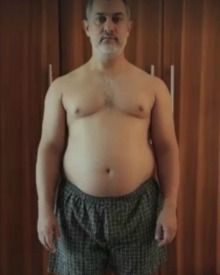 Aamir Khan's Fat To Fit Transformation For Dangal
