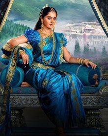Anushka Shetty's Latest Pics From Baahubali 2