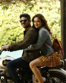 Dulquer & Neha At Their Cutest Best In The New Still From 'SOLO'