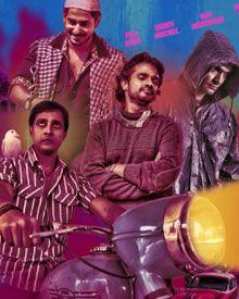 Dwarakish's Productions Chowka Movie Posters