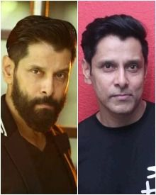 Latest Photos Of ‪Chiyaan Vikram‬