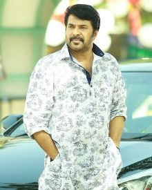 New Stills Of Mammootty From The Sets Of 'Pullikkaran Staraa'