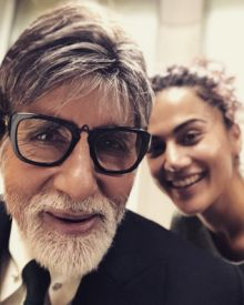 PICS: Amitabh Bachchan's Next Film With Sujoy Ghosh Titled 'Badla'