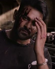 Prabhas' Saaho Movie Teaser Photos