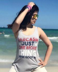Raai Laxmi Looks Smoking Hot On Miami Beach!