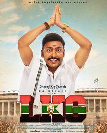 RJ Balaji's Political, Comedy Movie 'LKG '
