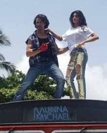 Team Munna Michael On A Promotional Spree, PICS