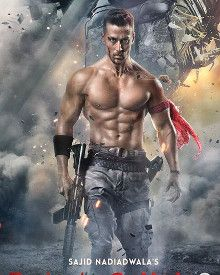 Tiger Shroff Flaunts His Chiselled Body