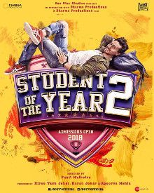 Tiger Shroff In Karan Johar'S Student Of The Year 2