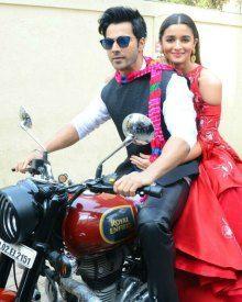 Varun & Alia On A Promotional Spree Of 'Badrinath Ki Dulhania', SEE PI