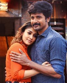 Velaikkaran Photos From Sets