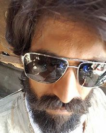 Yash's New Look For KGF