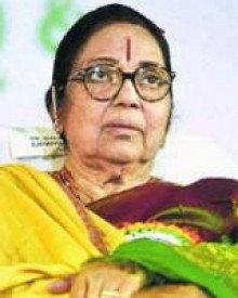 Bhanumathi (Old Tamil Actress)