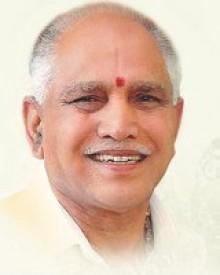 B.S Yeddyurappa