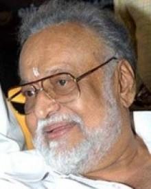 K. Balaji (old Tamil Actor)