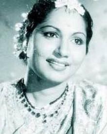 Kannamba (old Tamil Actress)