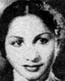 Lakshmirajyam (old Tamil Actress)